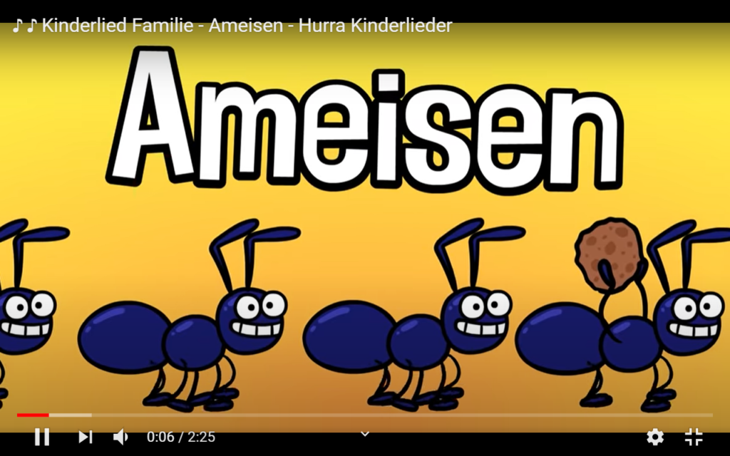Ameisenlied